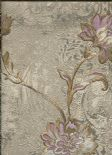 Regalis Wallpaper M7923 By Murella For Colemans